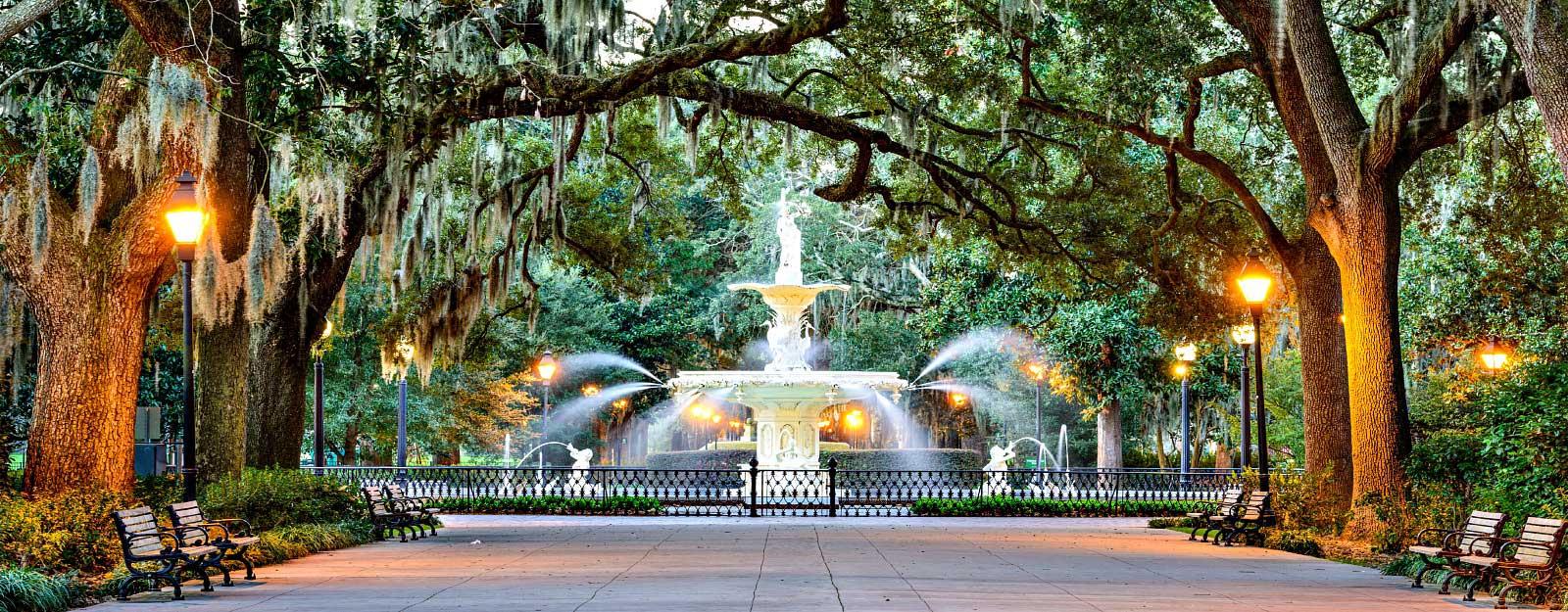 Amethyst Garden Savannah