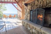 Outdoor living on top of Brush Mountain.