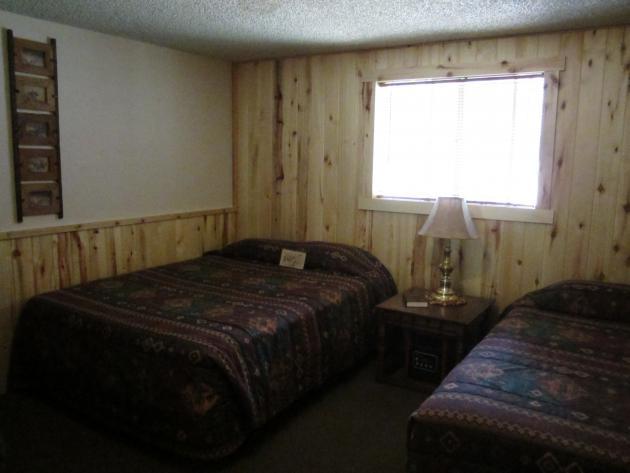 Motel Room 2-John Wayne (Basic Room)