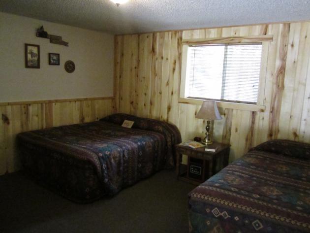 Motel Room 6-John Wayne (Basic Room)