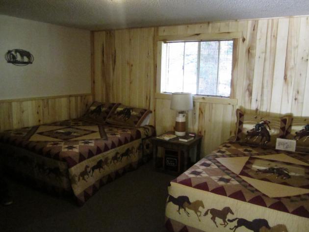 Motel Room 5-John Wayne (Basic Room)