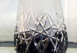 Hoar Frost Crystal Vase