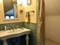 Tilghman Island Room - Bathroom Sink and Shower