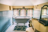 Tilghman Island Room -  Bathroom Tub, Window view