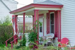 Rose Room Porch