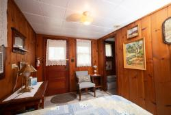 Knotty Pine Cabin 12 Bedroom