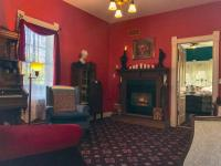 Parlor Room Andor Wenneson Historic Inn in Peterson, MN