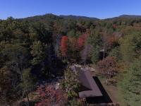 Luxury Cabin rental nestled in the Blue Ridge Mountains, Asheville, NC