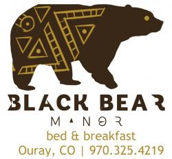 Black Bear Manor B&B Gift Certificate