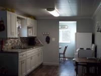 Cabin #7 Kitchen