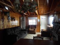 Cabin #3 - View from the front door