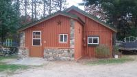 Cabin #5 Front View
