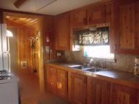 Cabin #5 Fully furnished kitchen