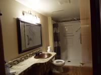 Cabin #6 Bathroom