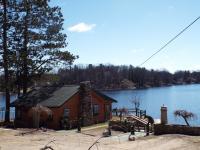 Overlooking Cabin #3