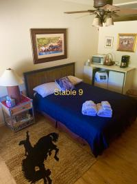 Stable 9 master bedroom