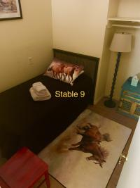 stable 9 guest room