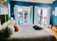 King suite with veranda