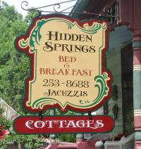 Hidden Springs B & B