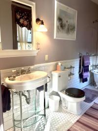 Easton Room - Bathroom Sink, Heated Towel Racks