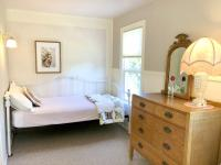 Twin bed in Rose Room