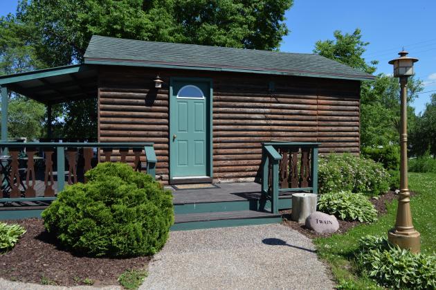 The Twain Cabin