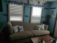 Miss McKenna's sofa