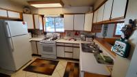 Completely furnished kitchen.....even comes with a dishwasher!