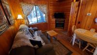 Living area, dinette.