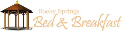 Rocky Springs Bed & Breakfast secure online reservation system