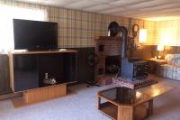 Vacation Home: Living Room Entertainment Center