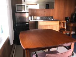 Showboat Motel: Room 2 - Kitchen Area