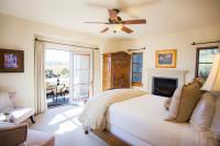 Lucca Guest Suite, View of Patio from Bedroom, The Canyon Villa, Paso Robles