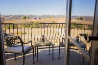 Siena Guest Suite, Vista View from Bedroom, The Canyon Villa, Paso Robles