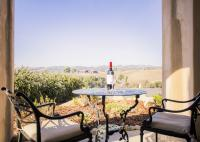 Lucca Guest Suite, Vista View from Bedroom, The Canyon Villa, Paso Robles