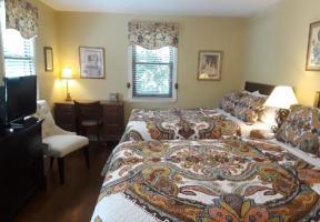 Room #3 - Two Queen Beds