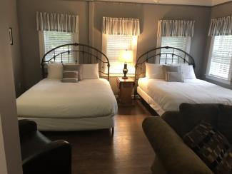 #1 Two Queen Bed Suite (S)