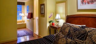 Regal Tower Suite with Garden View Room