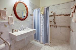 Suite 102 Bathroom