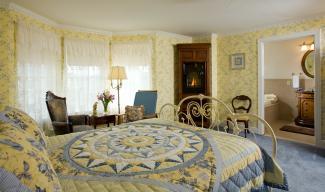 Suite 206 Bedroom